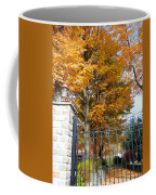 Gate And Driveway 1 Coffee Mug