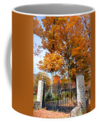 Gate And Driveway 3 Coffee Mug