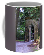 Gate At Cong Abbey Cong Ireland Coffee Mug