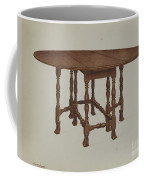 Gate-legged Table Coffee Mug