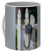 Gate Secured Coffee Mug