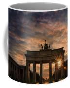 Gate Sunset Coffee Mug