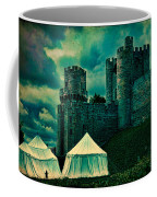 Gate Tower At Warwick Castle Coffee Mug