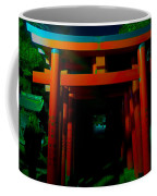 Gates Of Inari Coffee Mug