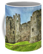Gateway To Chepstow Castle Coffee Mug