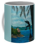 Gateway To Portofino Coffee Mug by Charlotte Blanchard