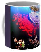Gather Gold Fish Coffee Mug