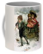 Gathering Holly Coffee Mug