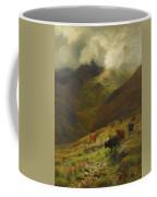 Gathering Mists Coffee Mug