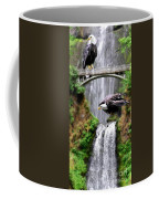 Gathering Of Eagles Coffee Mug