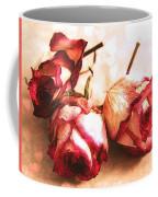 Gathering Rosebuds Coffee Mug