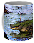 Gator Growl Coffee Mug