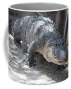 Gator On The Move Coffee Mug