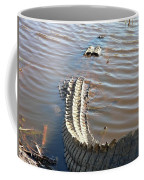 Gator Tail Coffee Mug