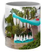 Gatorland In Kissimmee Is Just South Of Orlando In Florida Coffee Mug