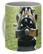 Gattling Gun Coffee Mug