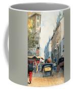 Gatubild Paris Coffee Mug