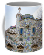 Gaudi Architecture  Coffee Mug