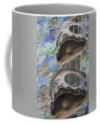 Gaudi Balcony Coffee Mug