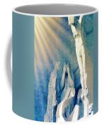 Gaudi Crucifixion Coffee Mug
