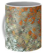 Gaudi Mozaic Abstraction Coffee Mug
