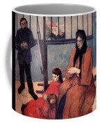 Gaugin: Family, 1889 Coffee Mug