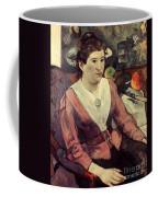 Gaugin: Marie Derrien, 1890 Coffee Mug