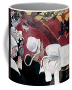 Gaugin: Vision, 1888 Coffee Mug