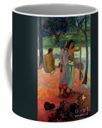 Gauguin: Call, 1902 Coffee Mug