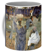 Gauguin: Martinique, 1887 Coffee Mug