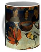 Gauguin: Meal, 1891 Coffee Mug