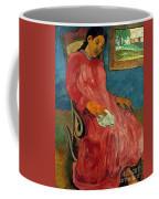 Gauguin: Reverie, 1891 Coffee Mug