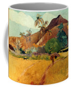Gauguin: Tahiti, 1891 Coffee Mug