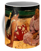 Gauguin: Tahiti Women, 1891 Coffee Mug
