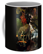Gauguin: White Horse, 1898 Coffee Mug