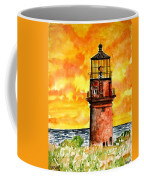Gay Head Lighthouse Martha's Vineyard Coffee Mug