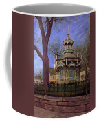 Gazebo At Wisconsin Club Coffee Mug
