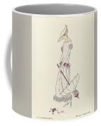Gazette Du Bon Ton  1921   No  10  Croquis No Xiii  Anonymous  1921 Coffee Mug