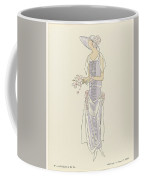 Gazette Du Bon Ton  1921   No 10croquis No Xviii  Anonymous  1921 Coffee Mug