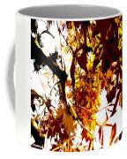 Gazing Into The Autumn Trees Coffee Mug