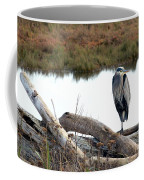 Gbh On Log Coffee Mug