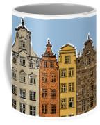 Gdansk Buildings Coffee Mug