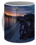 Gears At Daybreak  Coffee Mug