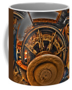 Gears Gone Mad Coffee Mug