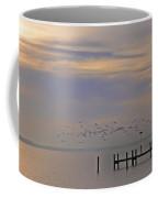 Geese Over The Chesapeake Coffee Mug