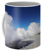 Geisers Sol De Manana, Bolivia Coffee Mug