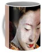 Geisha Girl Coffee Mug