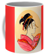 Geisha In The House Of Pleasure Coffee Mug