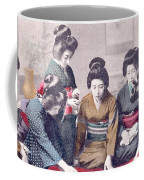 Geishas Coffee Mug