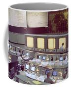 Gemini Mission Control Coffee Mug by Nasa/Science Source